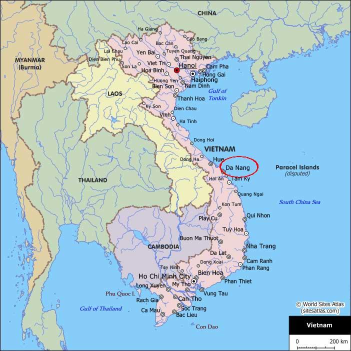 Our Time In Da Nang So Far